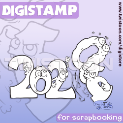 2021 Digital Stamp